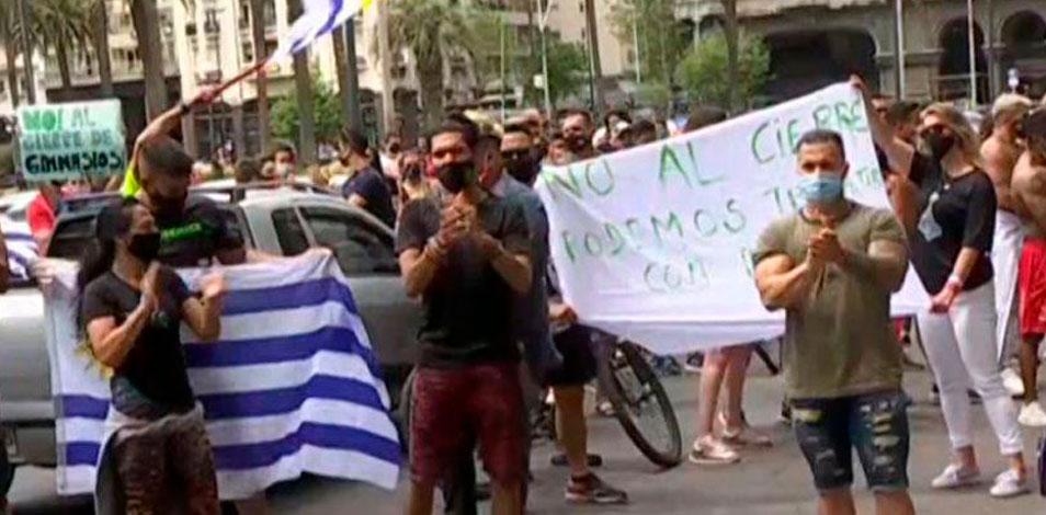 En Uruguay buscan declarar esencial a la actividad física