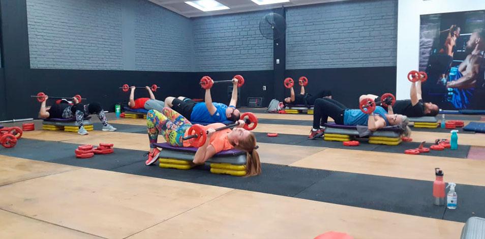 El gimnasio Fitness Center mudó sus instalaciones en San Juan