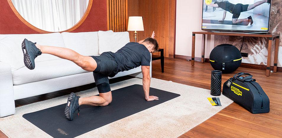 Technogym presenta una serie de experiencias wellness para hoteles