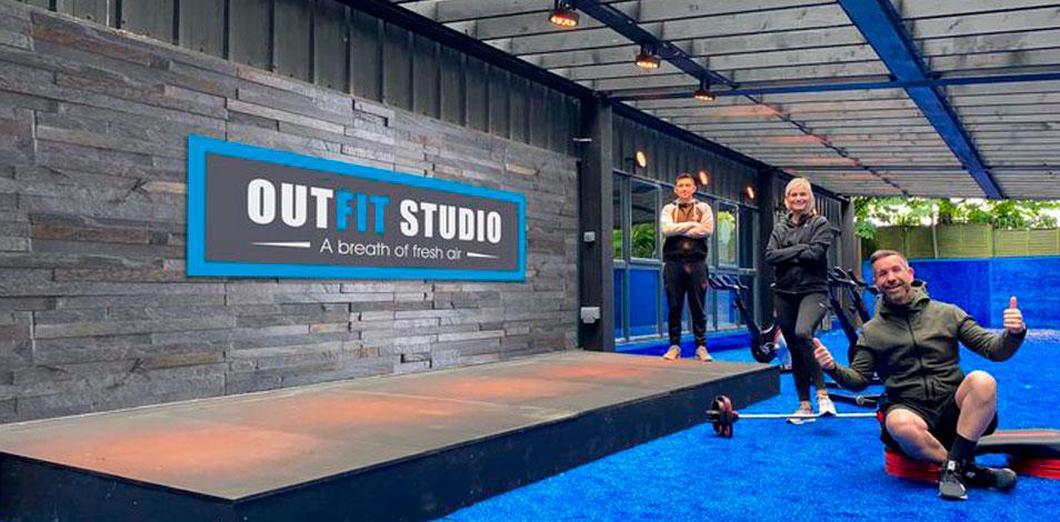 En Irlanda, una cadena de clubes lanza un concepto de estudios outdoor