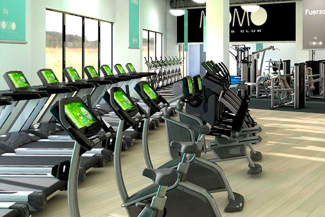 La venta de equipamientos de fitness seguirá creciendo