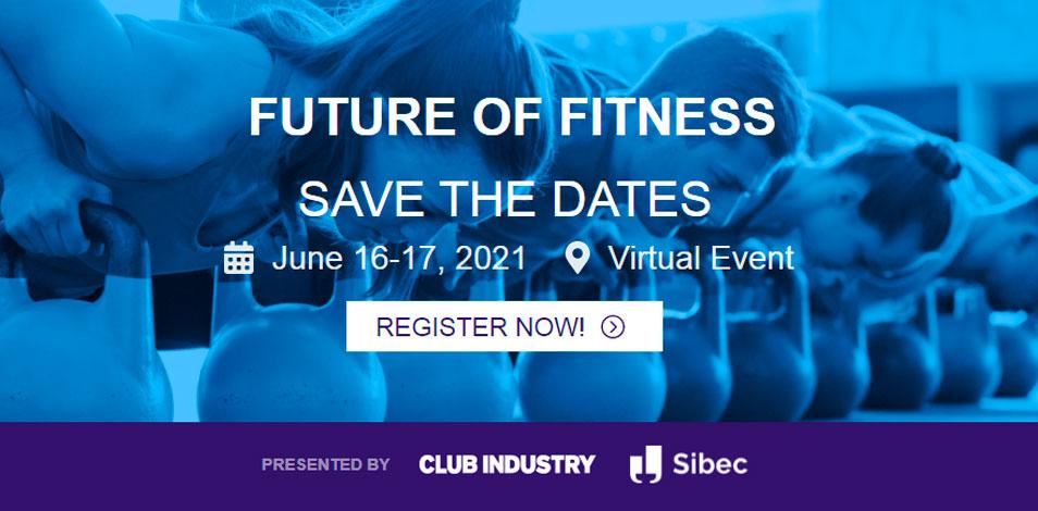 Llega la tercera edición de Future of Fitness