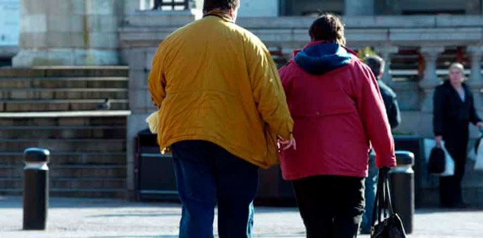 Durante la pandemia, casi una de cada tres personas subió de peso