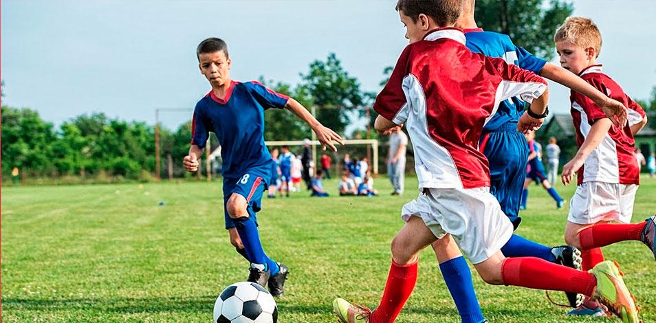 En el Reino Unido hubo un fuerte repunte de las actividades deportivas infantiles
