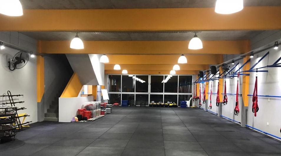 En Luján, Lekip fusionó su gimnasio con su centro de kinesiología