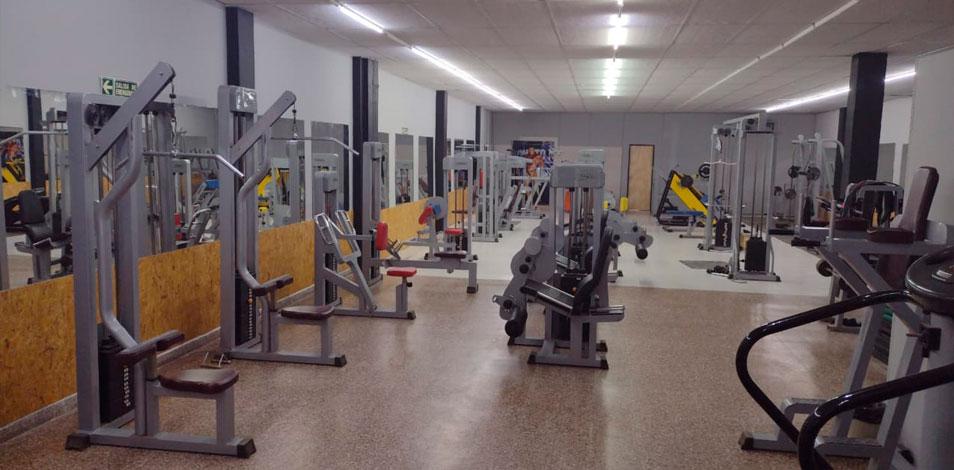 Fitness Palace Gym Club mudó sus instalaciones en Cipolletti