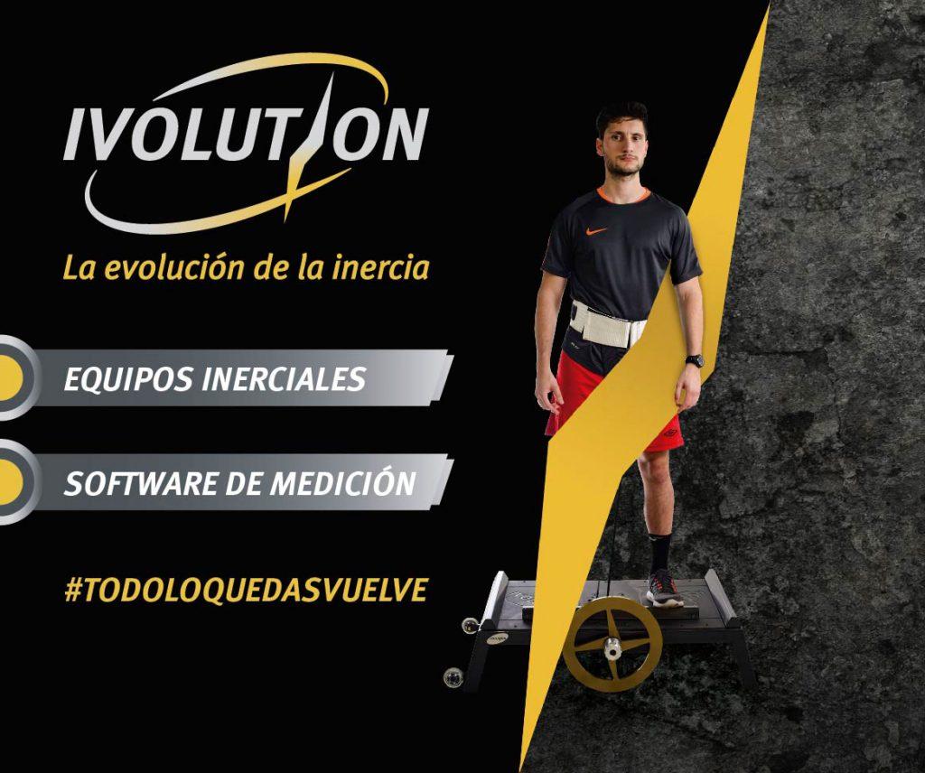 Ivolution – La evolución de la inercia