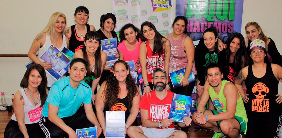Move Dance Argentina dictará una certificación online el 17 y 18 de julio