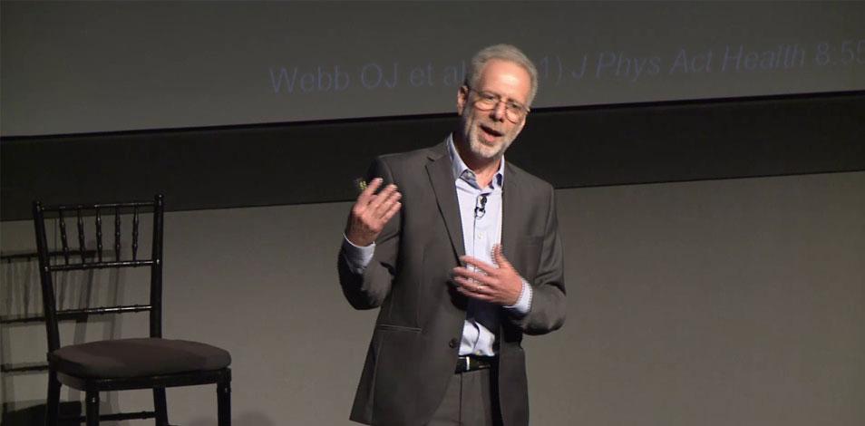 """""""El ser humano nunca evolucionó para hacer ejercicio"""", dice Daniel Lieberman"""