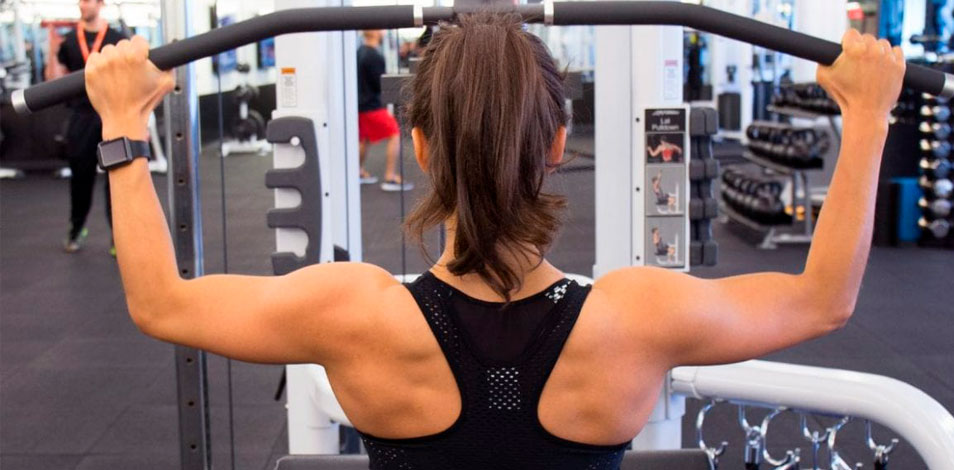 Dos tercios de quienes regresan al gimnasio lo hacen para tener acceso al equipamiento