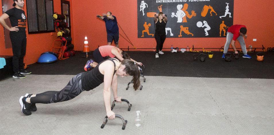 Fusion Fitness se mudó a un local de 250 m2 en Río Gallegos