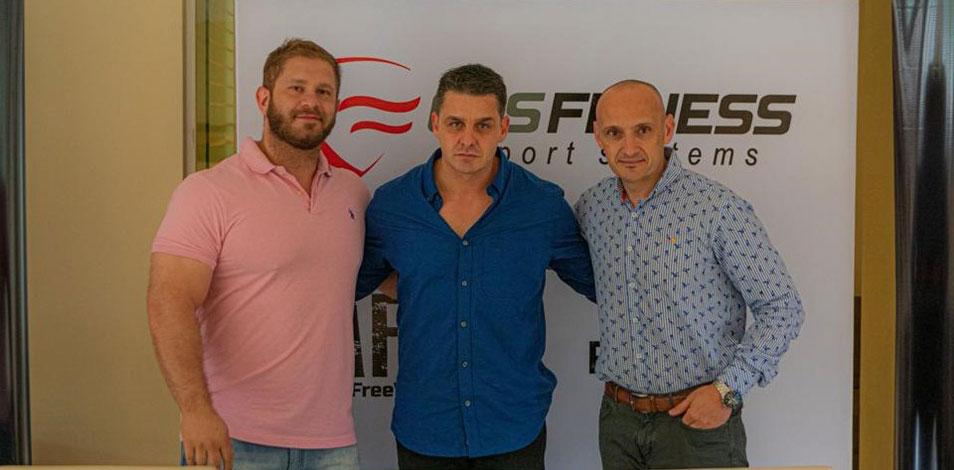 La firma española Oss Fitness desembarca en Paraguay