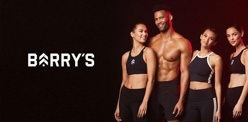 Barry's lanza X, su nueva experiencia de fitness digital