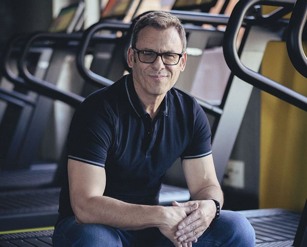 Chano Jiménez lanzó su curso de especialista en Fitness Marketing Estratégico