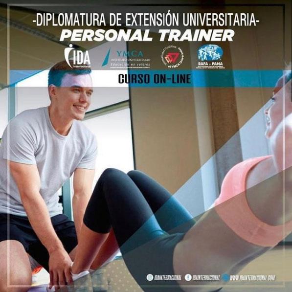 IDA Internacional lanzó su diplomatura universitaria en Personal Trainer