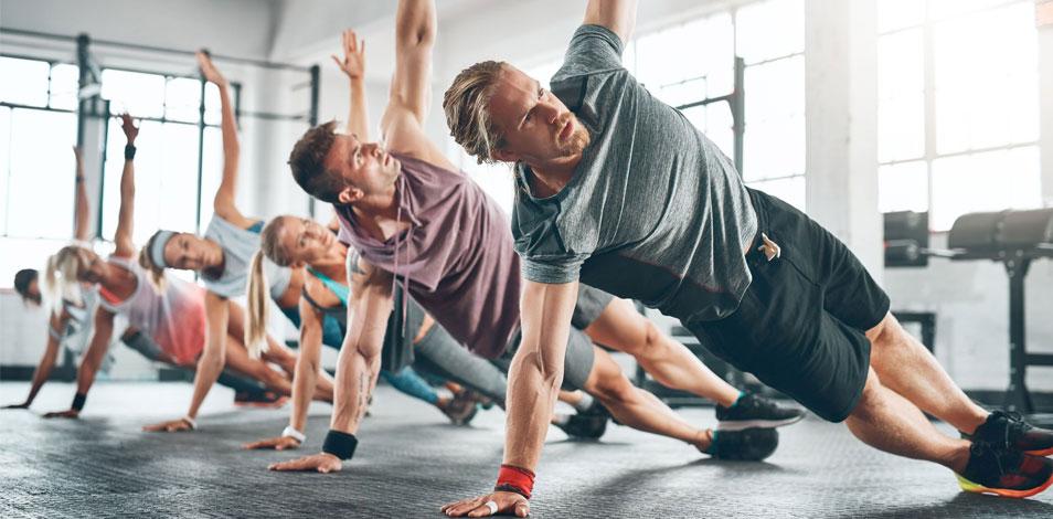 El fitness es el tipo de deporte más practicado en el mundo, según IPSOS