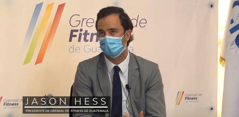 """En Guatemala, la Gremial de Fitness certifica a """"gimnasios seguros"""""""