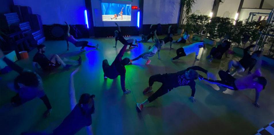 En Montevideo, Infit Gym sumó Radical Virtual a sus servicios