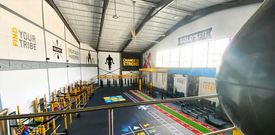 """Gold´s Gym Guayabos obtuvo premio a """"mejor gimnasio renovado"""""""