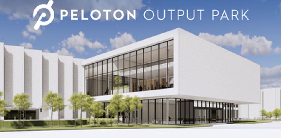 Peloton Output Park abrirá sus puertas en 2023
