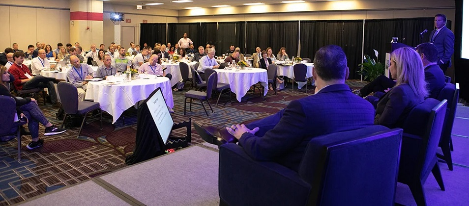 Club Industry's Executive Summit 2021, en Nashville, Tennessee, Estados Unidos