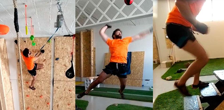 Abren en Barcelona un gimnasio inspirado en una  sala de escape