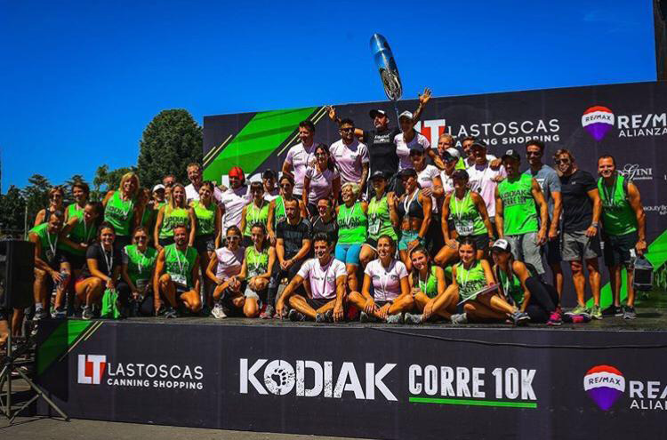 El 7 de noviembre se realizará la tercera edición de Kodiak Corre en Canning