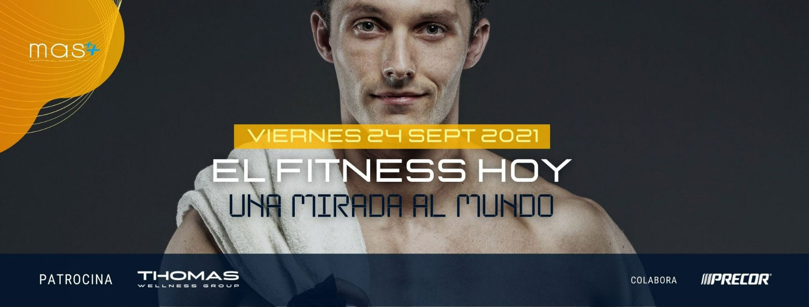 """El viernes 24 de septiembre llega la segunda edición de """"El Fitness Hoy"""""""