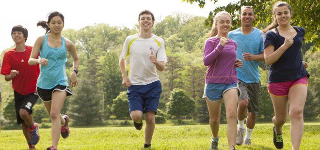 En Latinoamérica, el 84,3% de los adolescentes no hace suficiente actividad física