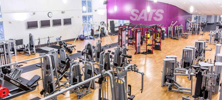 Noruega y Suecia tienen las mayores tasas de penetración de gimnasios