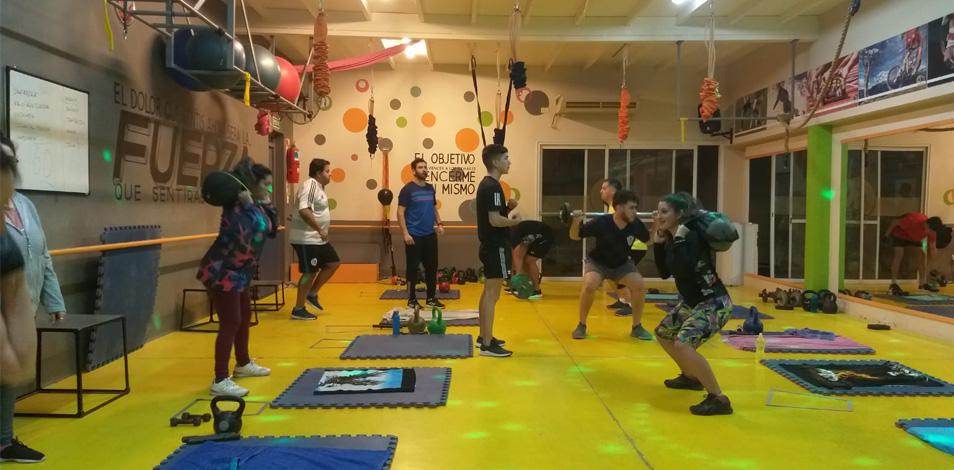 0 Km Fitness, de Junín de Mendoza, duplica la superficie de sus instalaciones