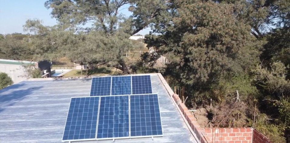 El gimnasio santiagueño Eco Atahona hace una apuesta eco-sustentable