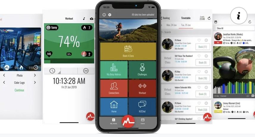 MyZone proveerá de tecnología portátil a World Gym