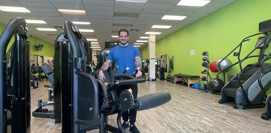 Santiago Gómez compró Velocity Fitness en Vero Beach, Florida