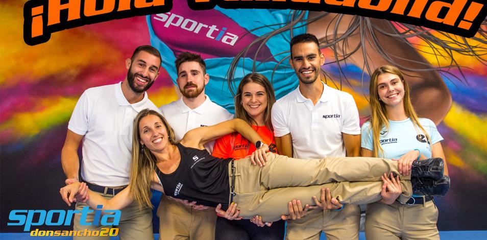 Sportia Gimnasios abre su tercer centro en Valladolid, España