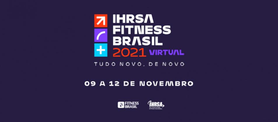 IHRSA Fitness Brasil 2021, Edición Virtual
