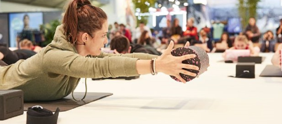 Feria Internacional B2B FitnessConnected, en Múnich, Alemania