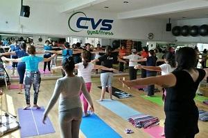 El gimnasio CVS GYM & FITNESS celebró su 20° aniversario