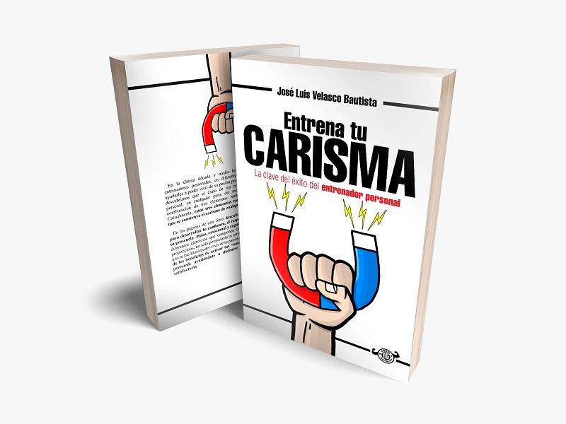 José Luis Velasco Bautista presentó un libro para entrenadores personales