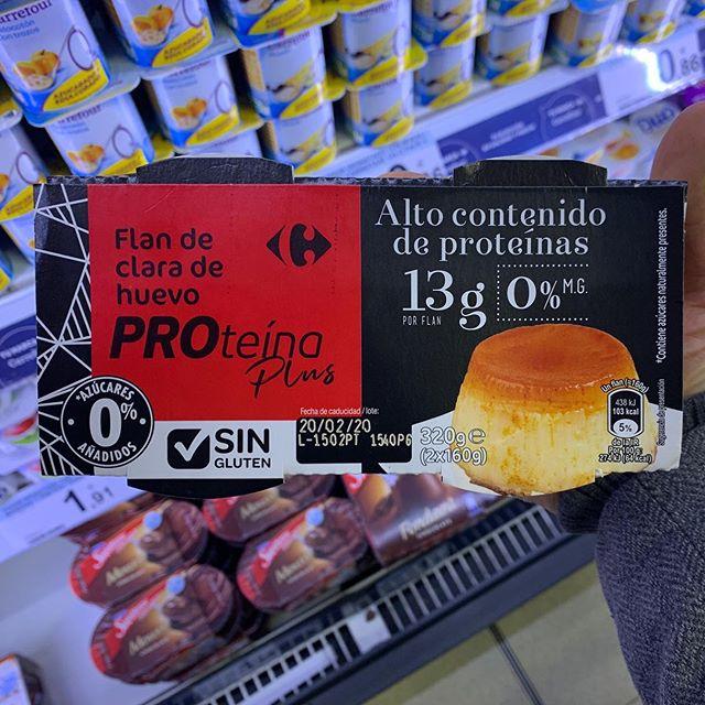 Carrefour lanzó en Europa Proteína Plus, una línea de alimentos reforzados con proteínas