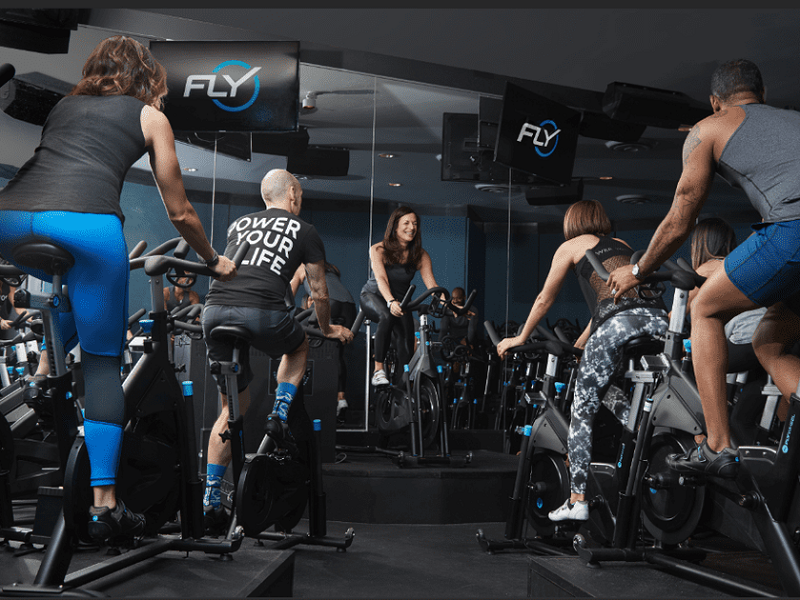ElholdingTown Sports International adquirió Flywheel Sports