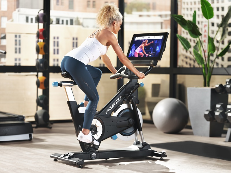 Freemotion Fitness lanza la nueva CoachBike