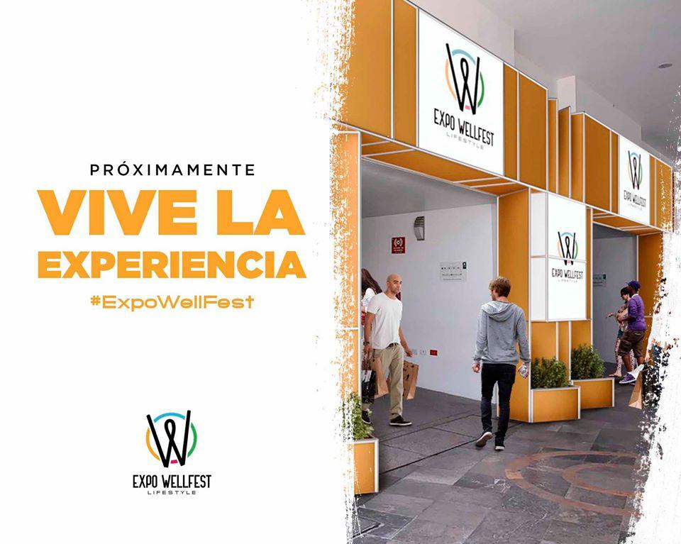 El 14 y 15 de marzo se realizará la Expo WellFest en México