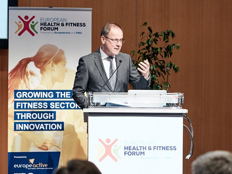 EuropeActive realiza el 7º Foro Europeo de Salud y Fitness en Alemania