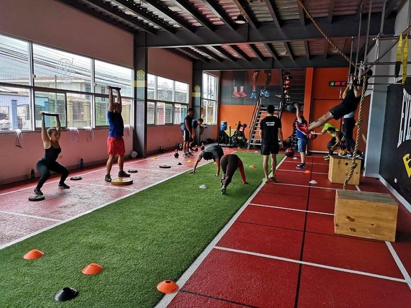 Gold's Gym de Costa Rica reformó las salas de HIIT en sus tres sedes