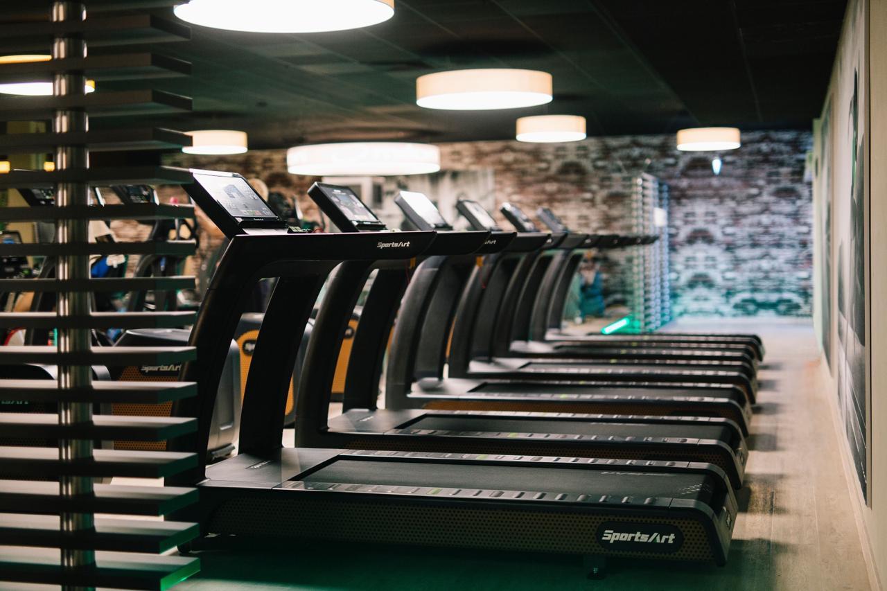 Alrededor del 60% de los gimnasios en China ya se han reabierto