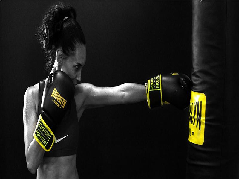 Brooklyn Fitboxing lanzó su propia plataforma para entrenar desde casa