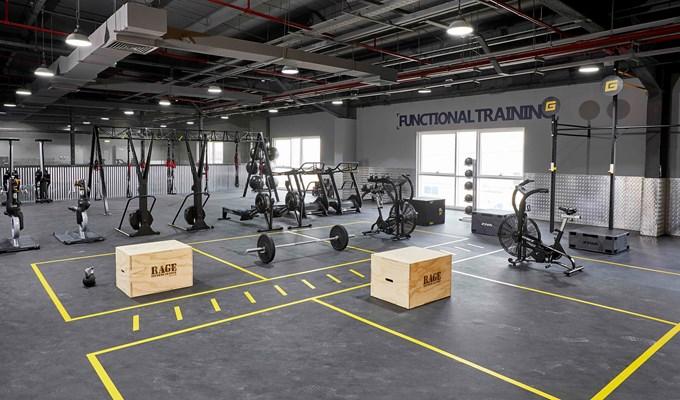 En Dubai, los gimnasios reabren al 50% de su capacidad