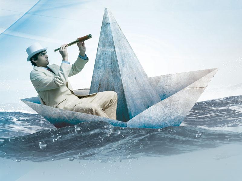 En búsqueda del océano azul