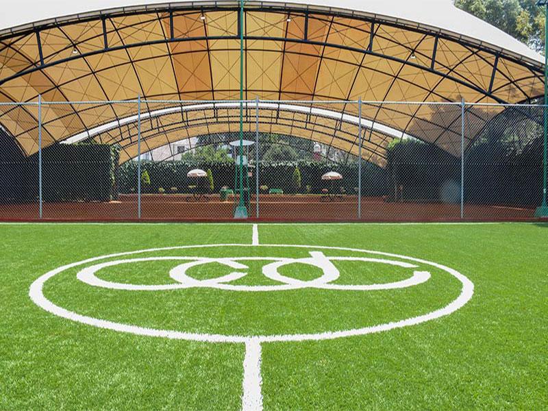 El Centro Deportivo Coyoacán cumple más de medio mes con sus áreas outdoor abierta y a un 35% de su capacidad
